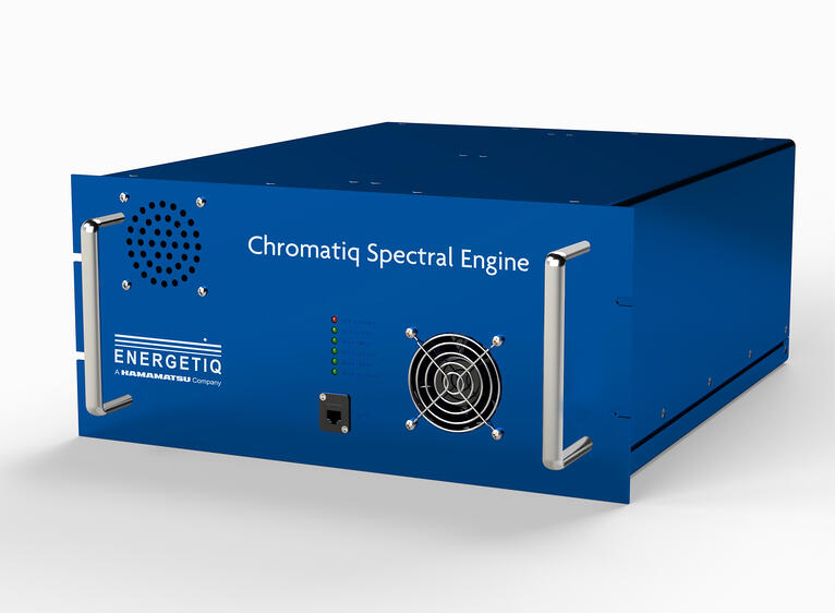 Create unique, dynamic spectra with the Chromatiq Spectral Engine™, the newest innovation from Energetiq Technology