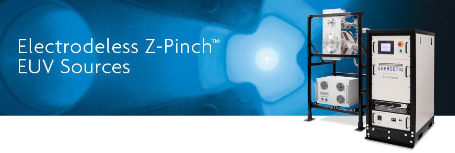 Electrodeless Z-Pinch EUV Sources EQ-10, EQ-10HR, EQ-10HP, EQ-10SXR
