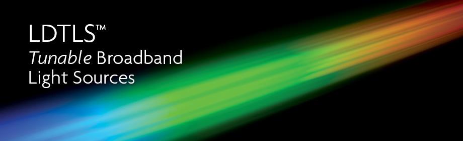 LDTLS Laser Driven Tunable Light Sources