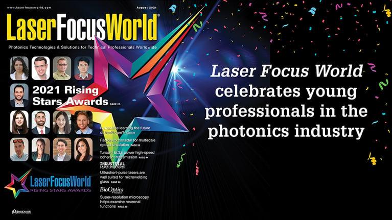 Laser Focus World 2021 Rising Stars Awards: Mae Steinberg