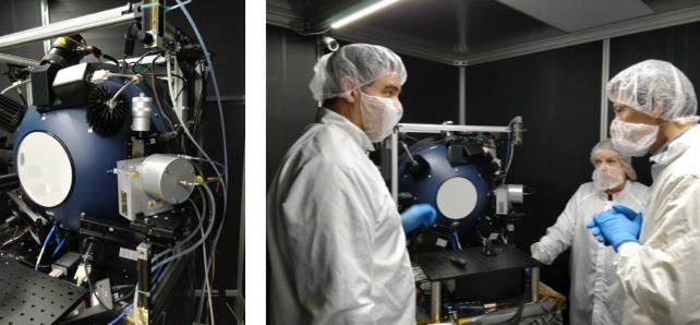 NASA Scientists